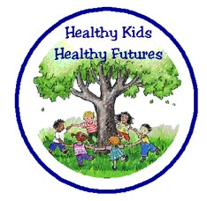 Healthy kids healthy futures image