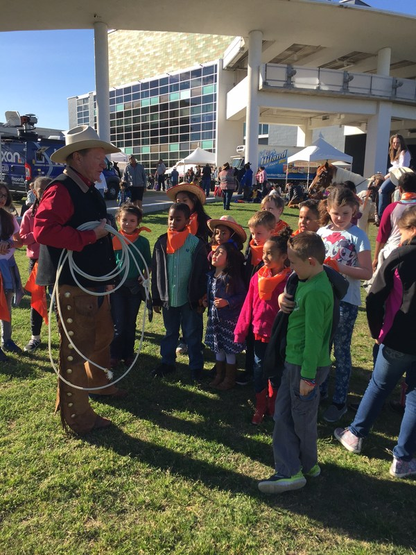 Blake Manor, ShadowGlen Students Attend Rodeo Austin's Cowboy Breakfast Thumbnail Image