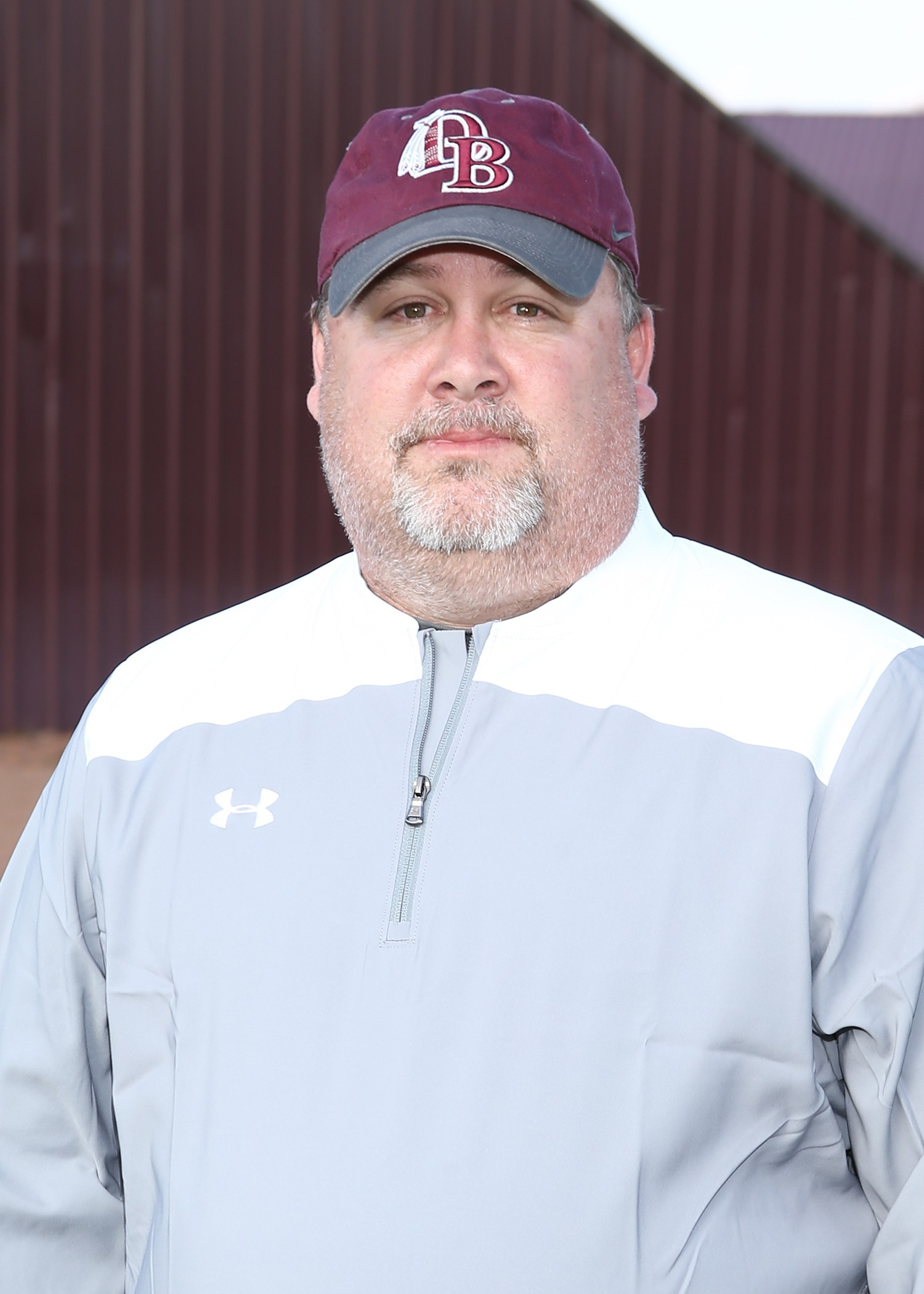 Andy Hubbard - Head Coach