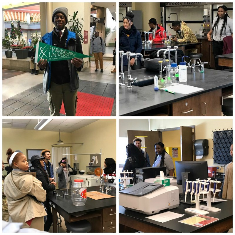 Scholars Visit Harrisburg University of Science and Technology Thumbnail Image