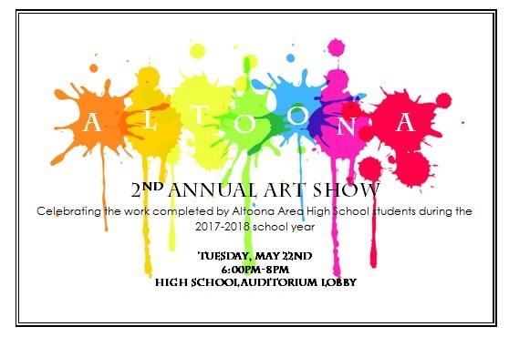 AAHS Art Show Thumbnail Image