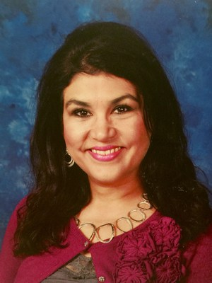Gloria Garcia-Rhodes, Bonham Principal (Fall 2017)