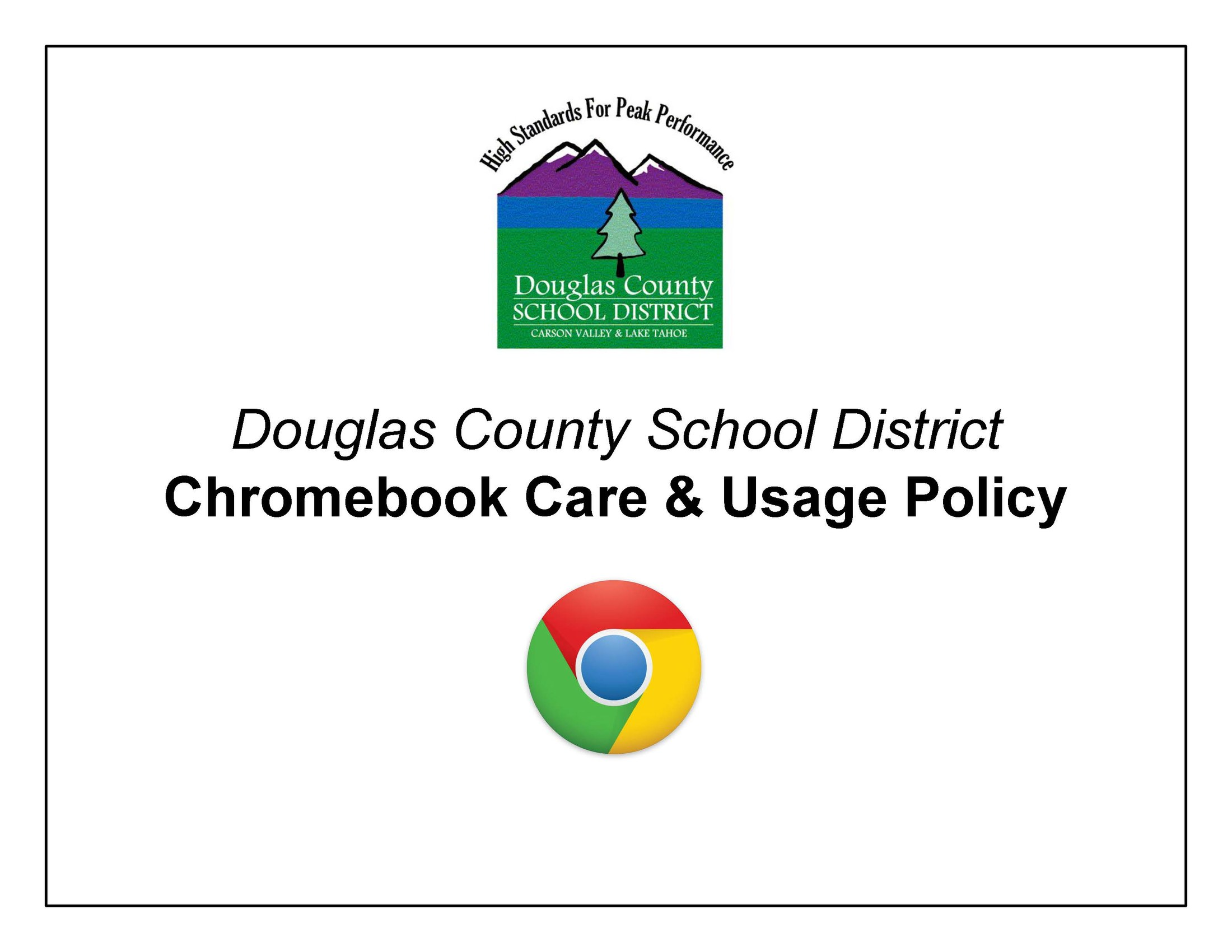 dcsd chromebook care in ppt format 1 1 initiative carson valley