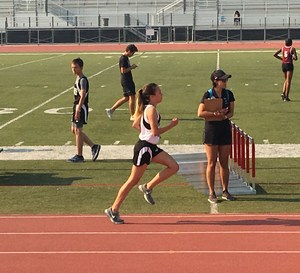 Dartmouth Track at Bad Dogs Invitational at Hemet High School