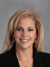 Missy Muller, Principal at West Elementary - school photo