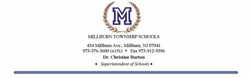 superintendent letterhead - decorative