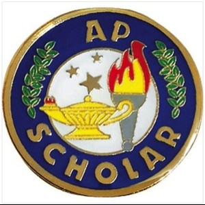 Lamp and Flame Scholarship Logo