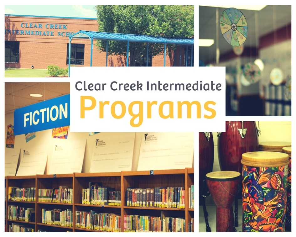 Clear Creek Intermediate Programs