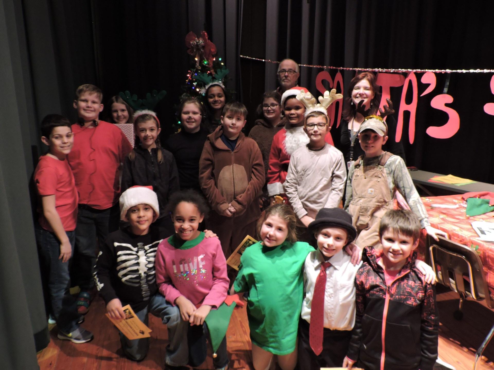 Santa's Workshop