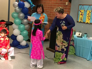 Vietnamese Dual Language Immersion Academy Celebration