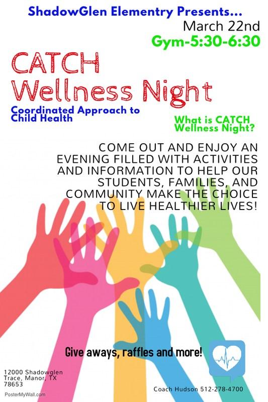 CATCH Wellness Night Thumbnail Image