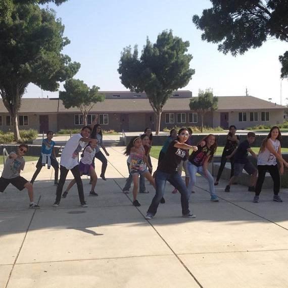 ASP Dance Activity