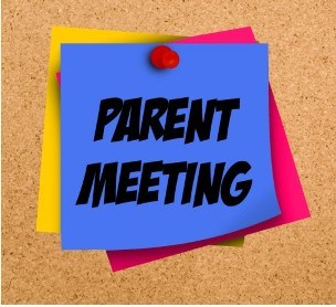 Thursday, August 22nd: GENERAL PARENTS MEETING Thumbnail Image