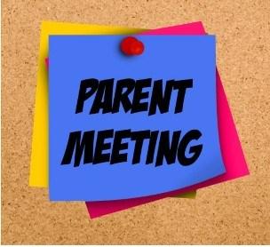 Thursday, January 24th: GENERAL PARENTS MEETING Thumbnail Image