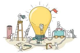 Light bulb and other STEAM activiities