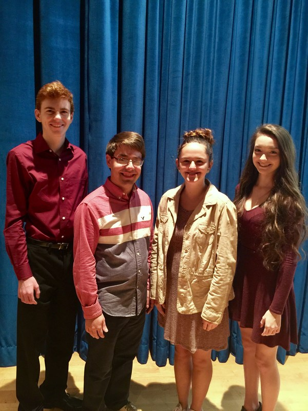 CAHS to participate in PMEA Honor Choir Featured Photo