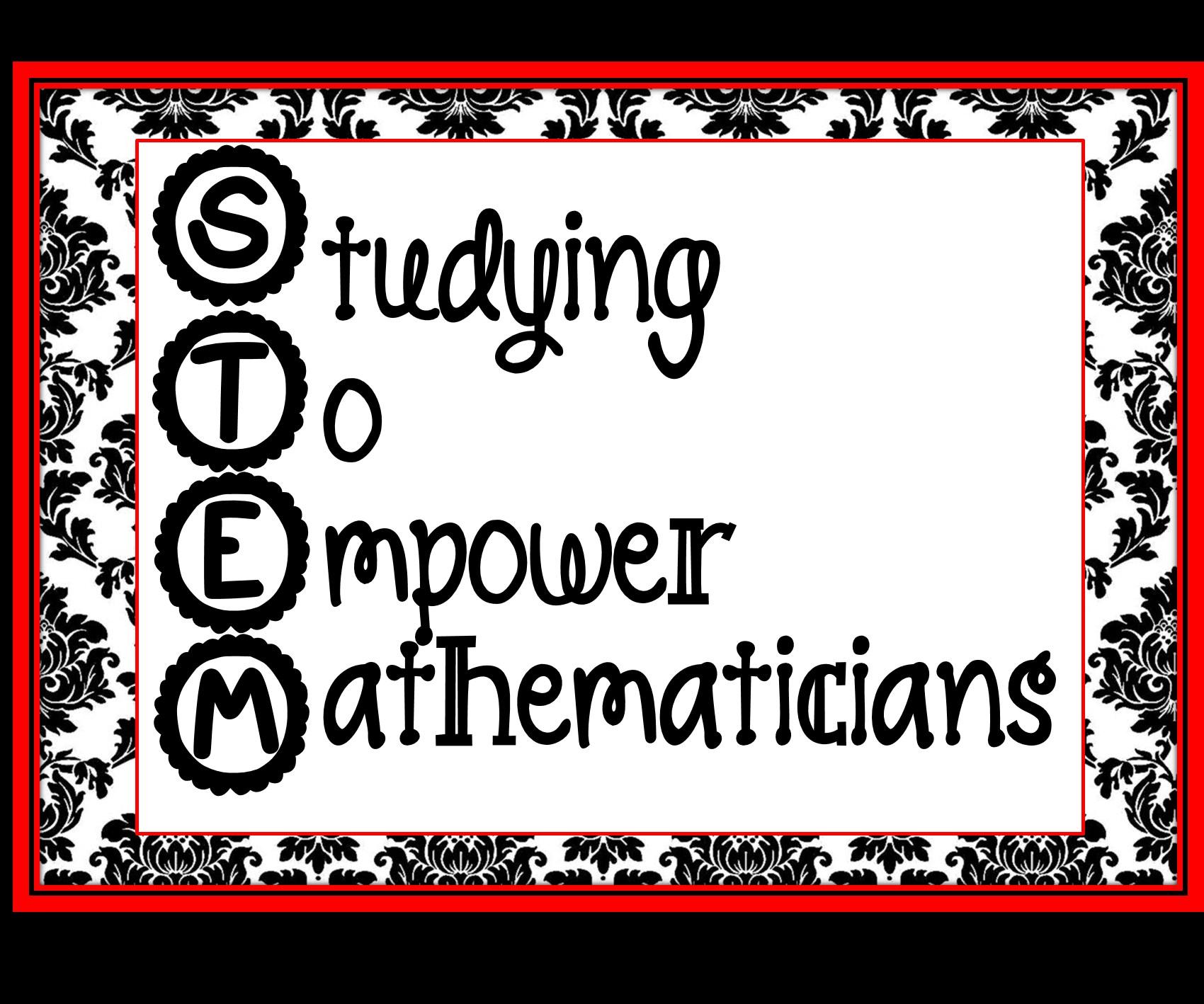 STEM Class Motto