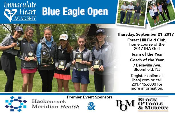 Blue Eagle Open - Sept. 21 Thumbnail Image