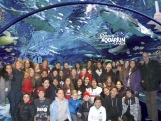 Viaje de inmersión a Canadá Featured Photo