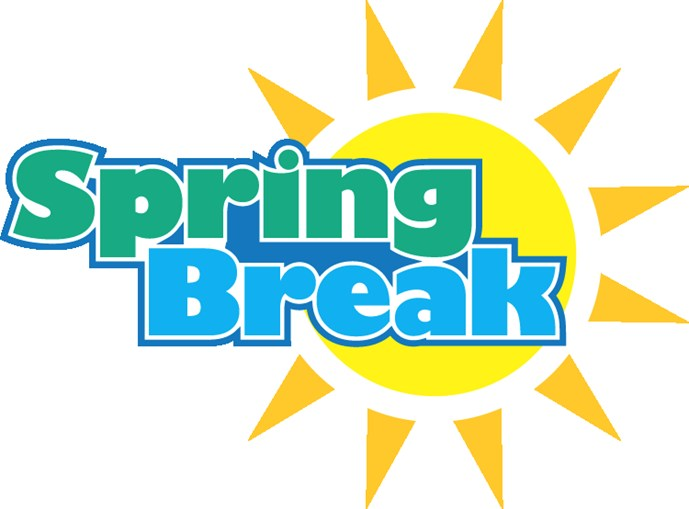 SPRING BREAK! Featured Photo