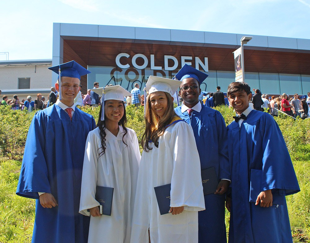 Molloy has been coed since the year 2000.