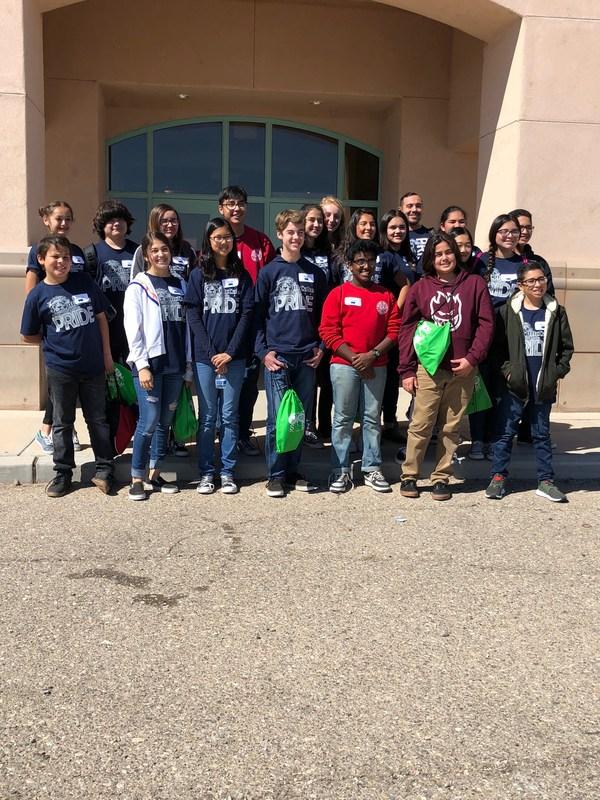 Corfman Students Participate in ICOE's STEM Festival Thumbnail Image