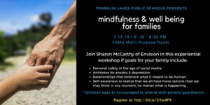 Mindfulness & Well-being