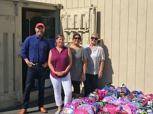 Church of Grace makes large donation