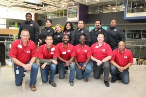 MISD Board of Trustees and Leadership Team