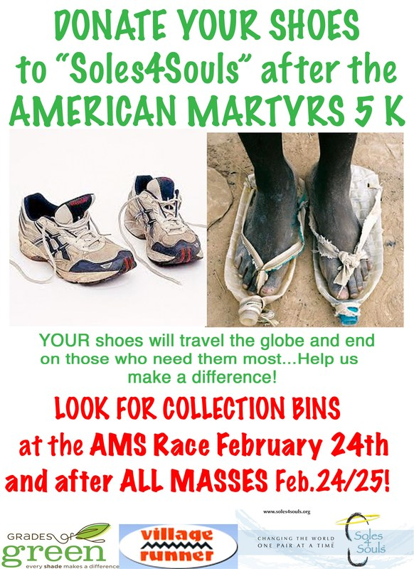 Soles4Souls Shoe Drive Featured Photo
