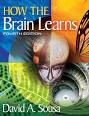 How the Gifted Brain Learns book cover