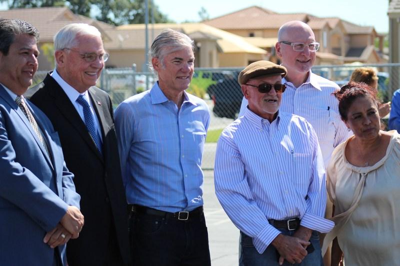 Tom Torlakson visits Robla Elementary
