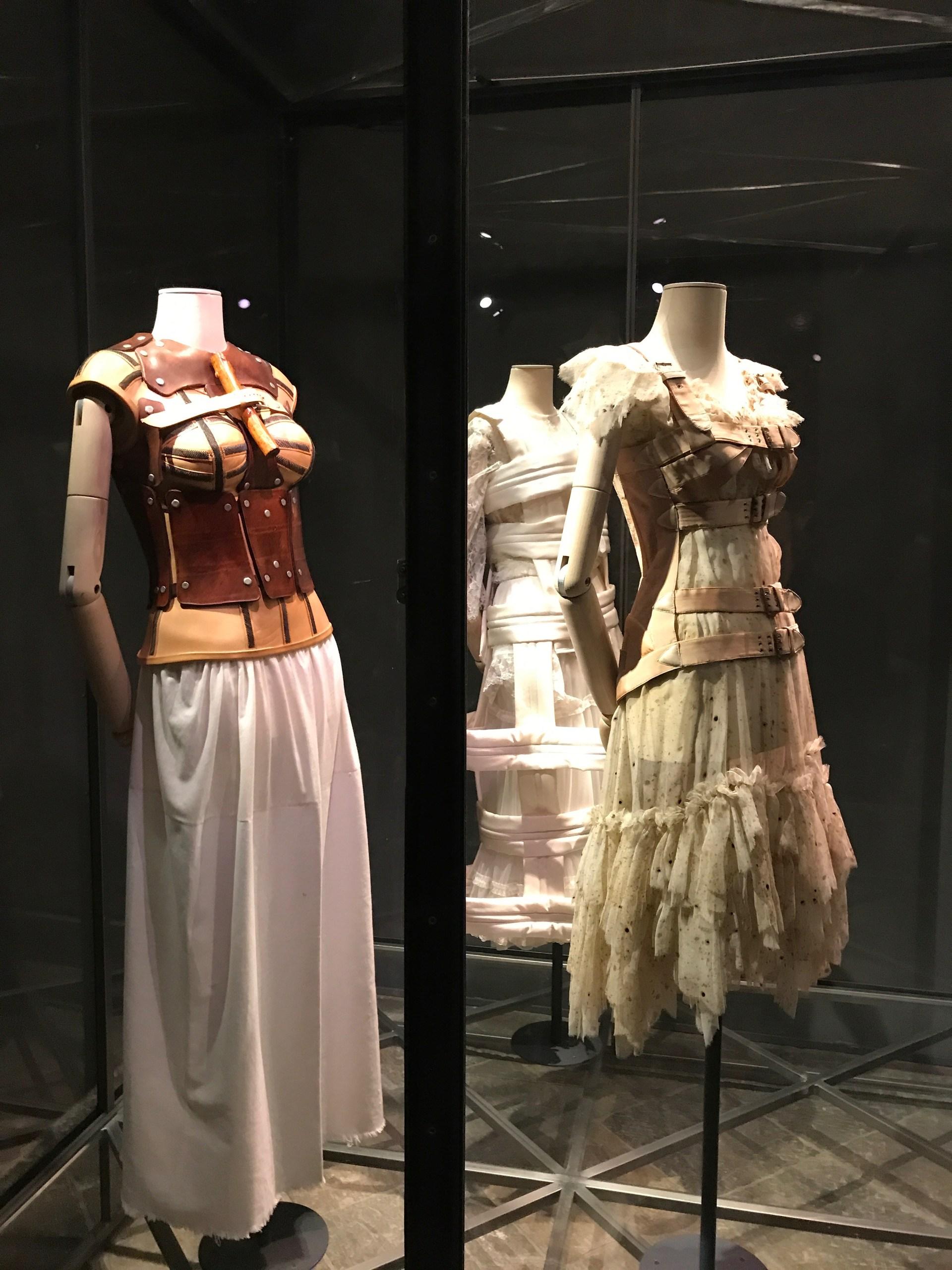 Frida's dresses