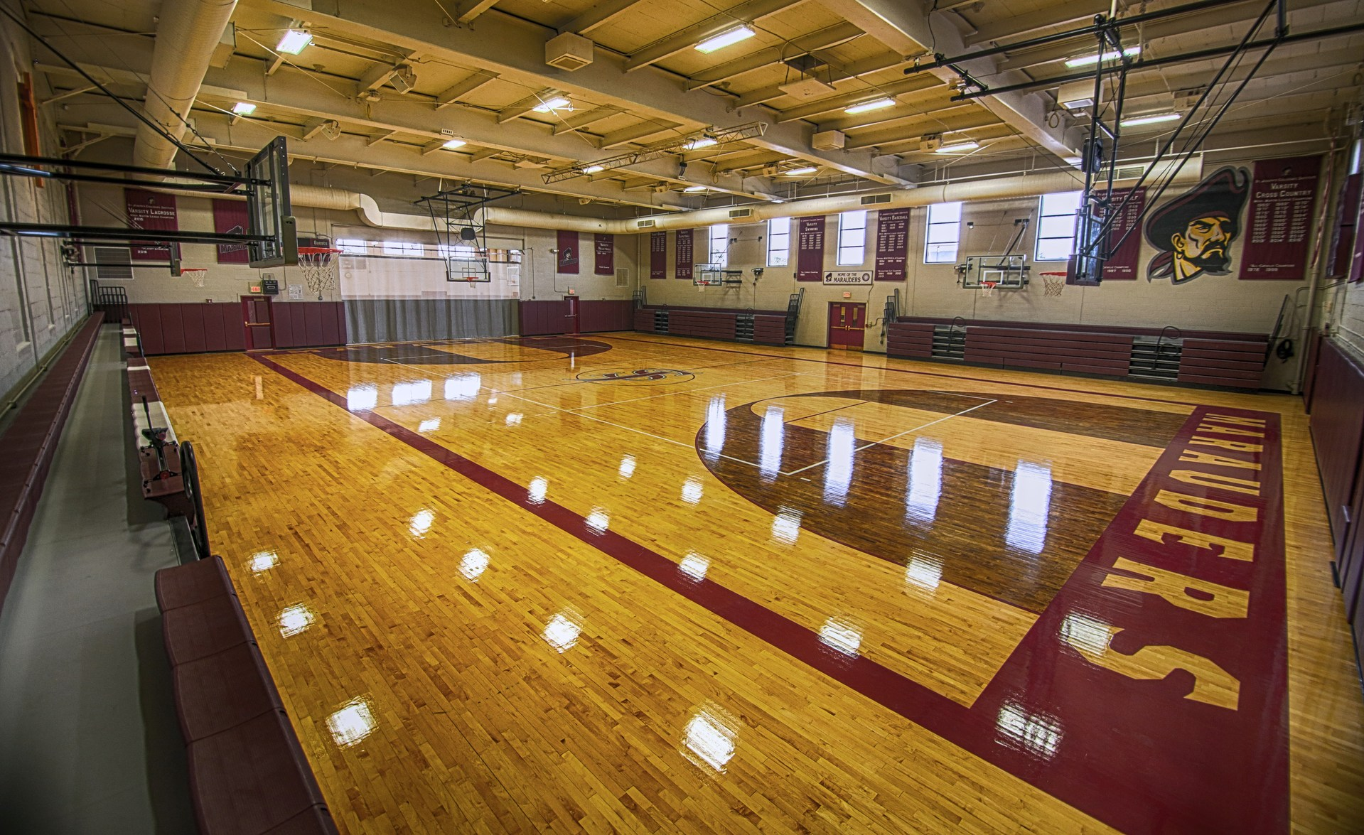 Renovated Gymnasium