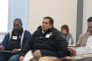 MISD Board Member Johnny Velasco.