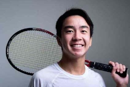 Rowland High Student Jason Vuong