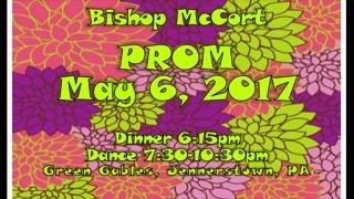 BISHOP McCORT 2017 JR/SR PROM Thumbnail Image
