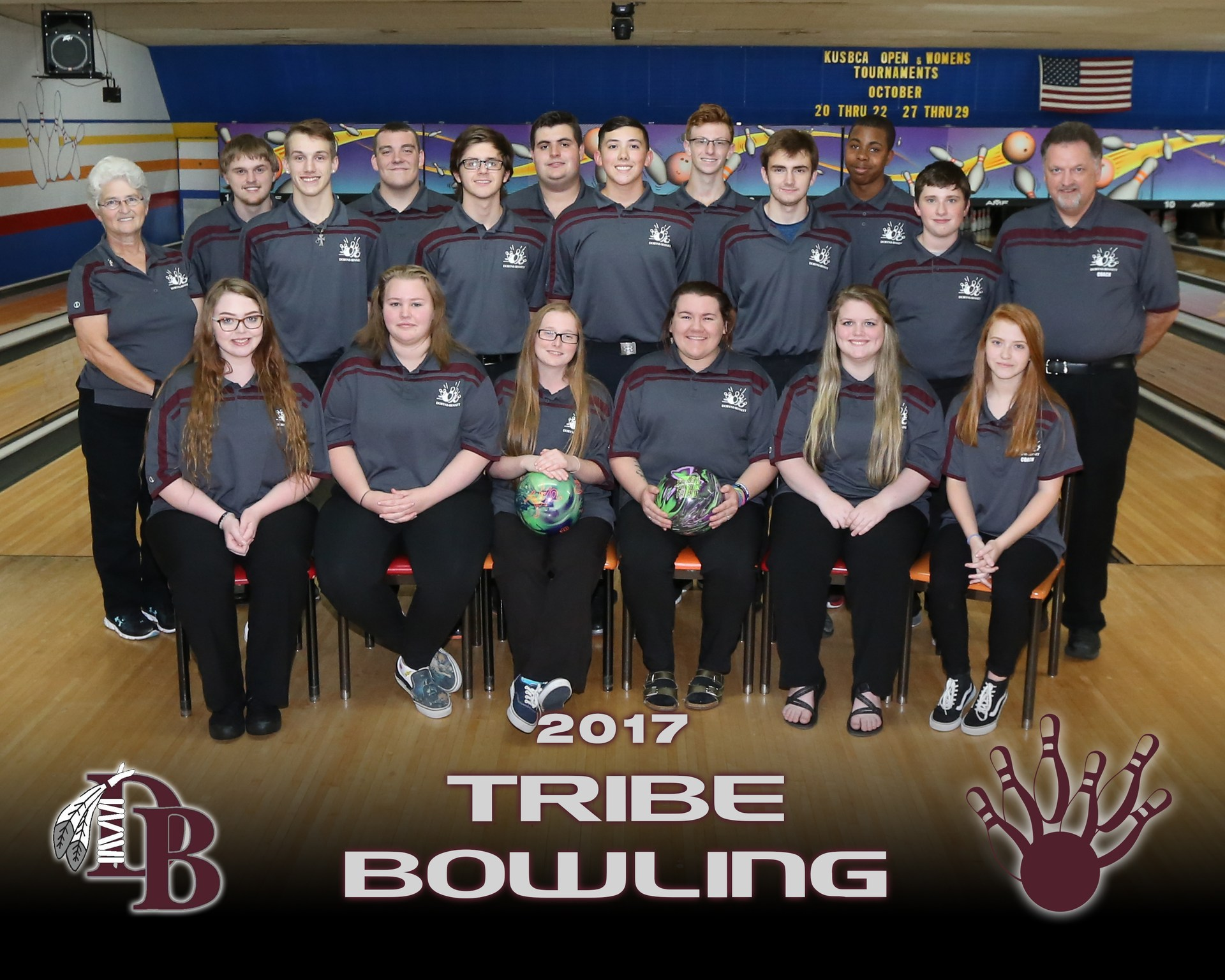 DBHS Bowling Team
