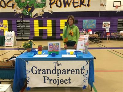 Grandparent Project Gathering