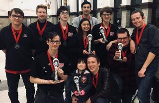 LCHS Robotics Team Takes Multiple Awards at Competition Thumbnail Image
