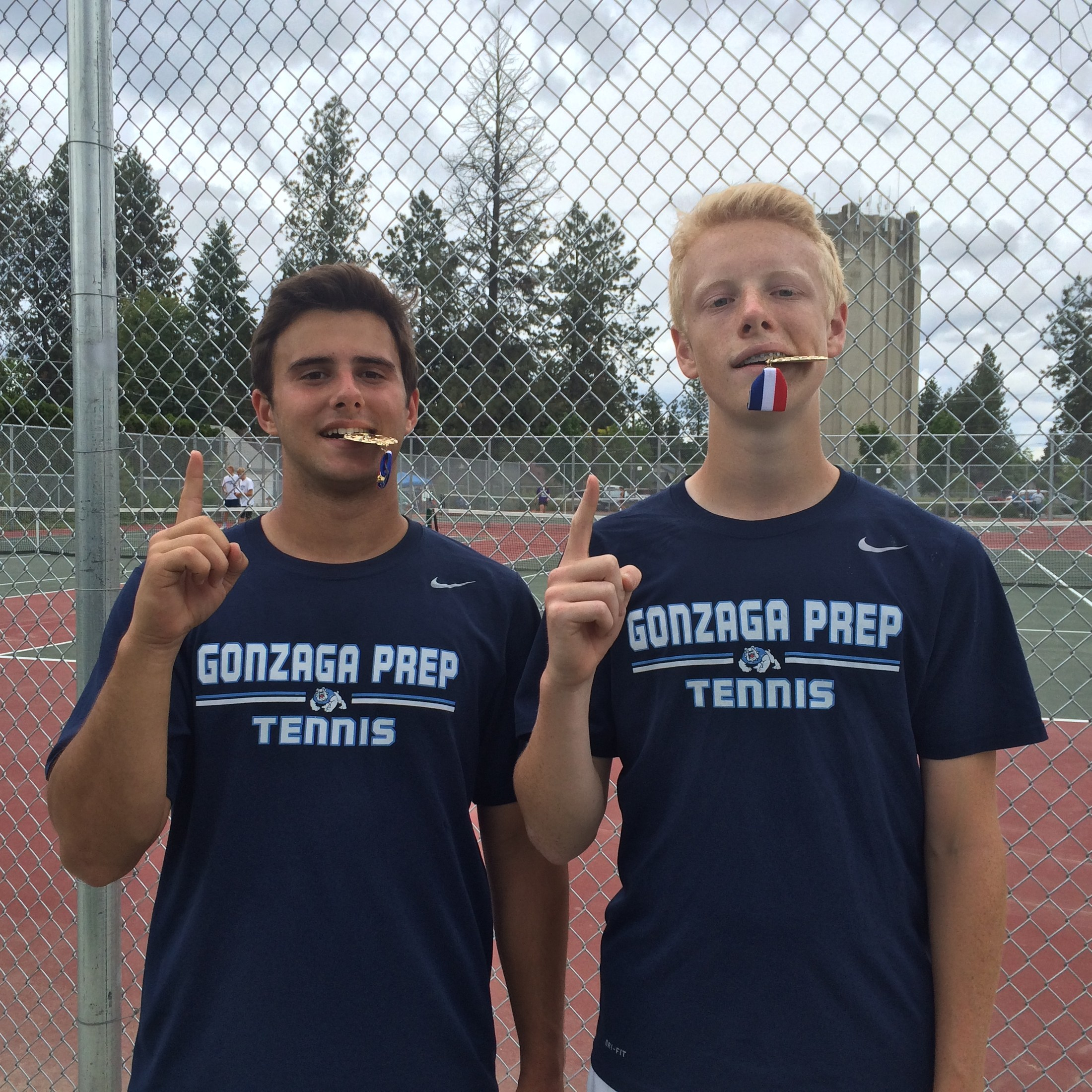 Boys Tennis - Regional Champions