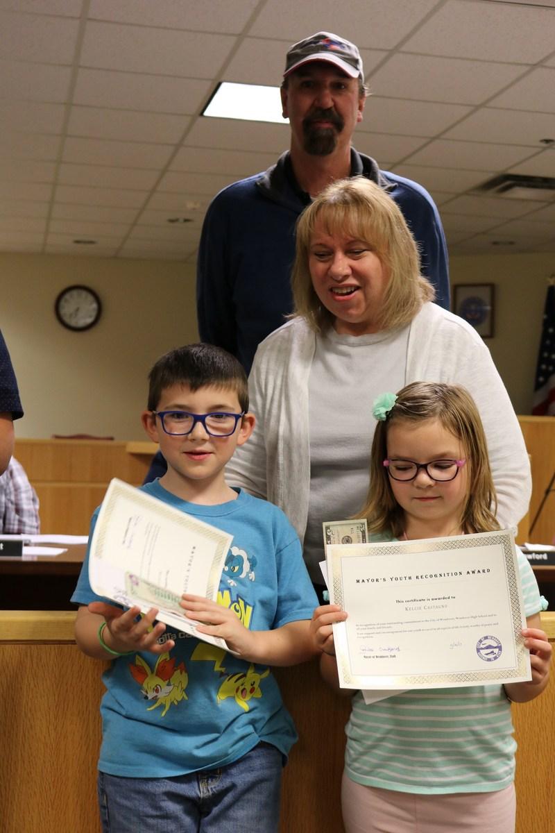 November Wendover Mayor Youth Recognition Award Thumbnail Image
