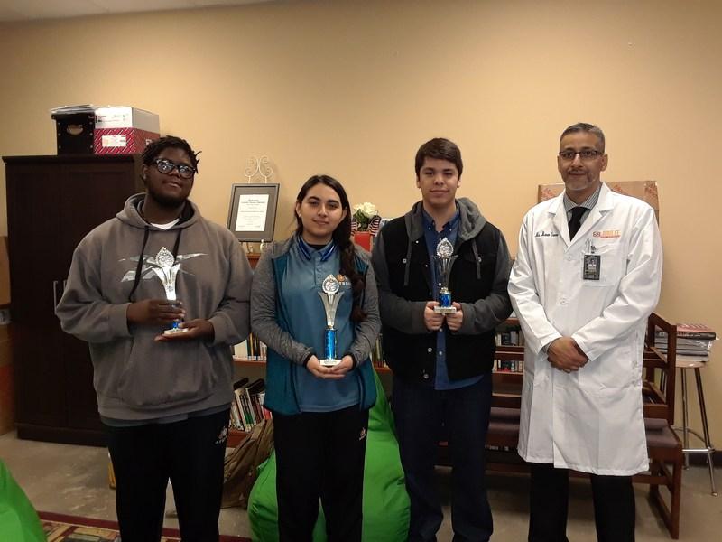 Secondary Regional Science Fair- Grades 6-12 Featured Photo