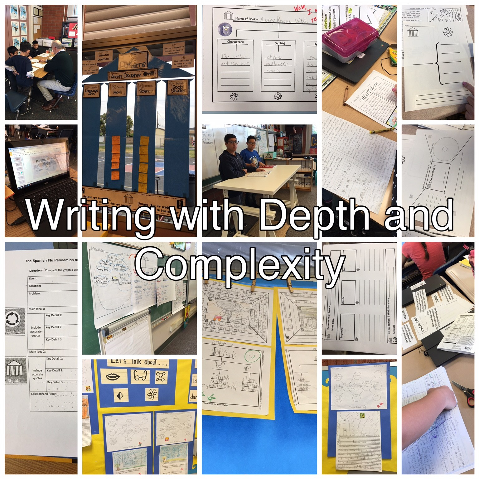 Writing with Depth and Complexity