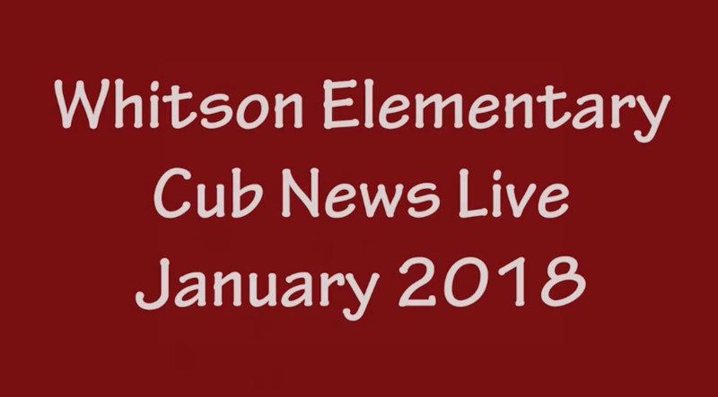 January Cub News