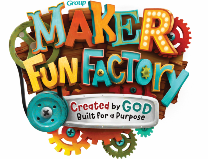 Vacation Bible School - Maker Fun Factory Thumbnail Image