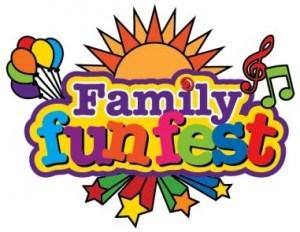 Family Fun Fest Clip Art
