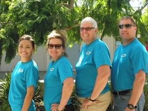 Teacher Team Barracudas photo