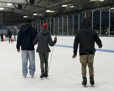 Hommocks Ice Skating Rink