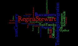 Regina Stewart, Technology Integration Specialist